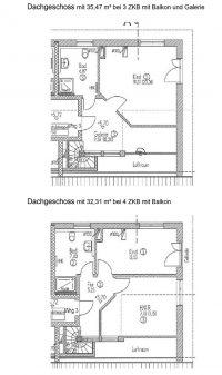 Bauplan Wohnanlage Ziemetshausen